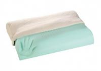 zdravotní polštář Geogreen Wave Cotton